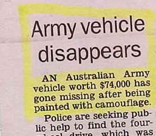 Funny Newspaper Headlines. HAHA