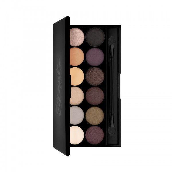 Eye Shadow | i-Divine in Au Naturel EyeShadow Palette - Vegan and gets great reviews, $20