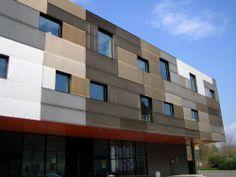 Sistemas de Fachadas | Materiales de revestimiento para fachadas metalicas | http://sistemasdefachadas.com