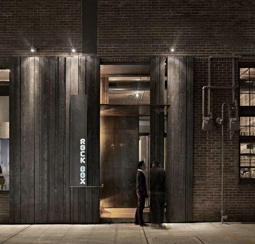 Rock Box Karaoke in Seattle by Mw|works Architecture + Design