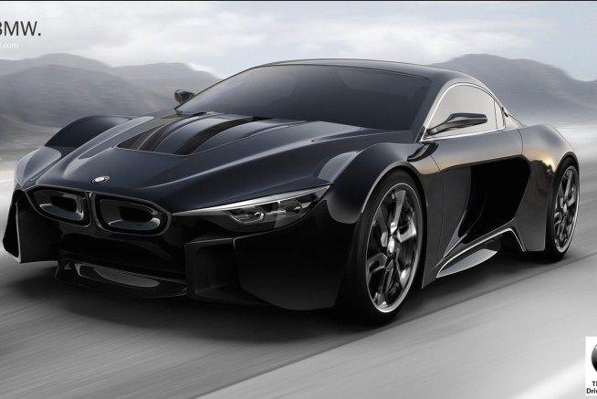 2015 BMW iM Concept by Idries Noah Car Images | futurecarreviews.net
