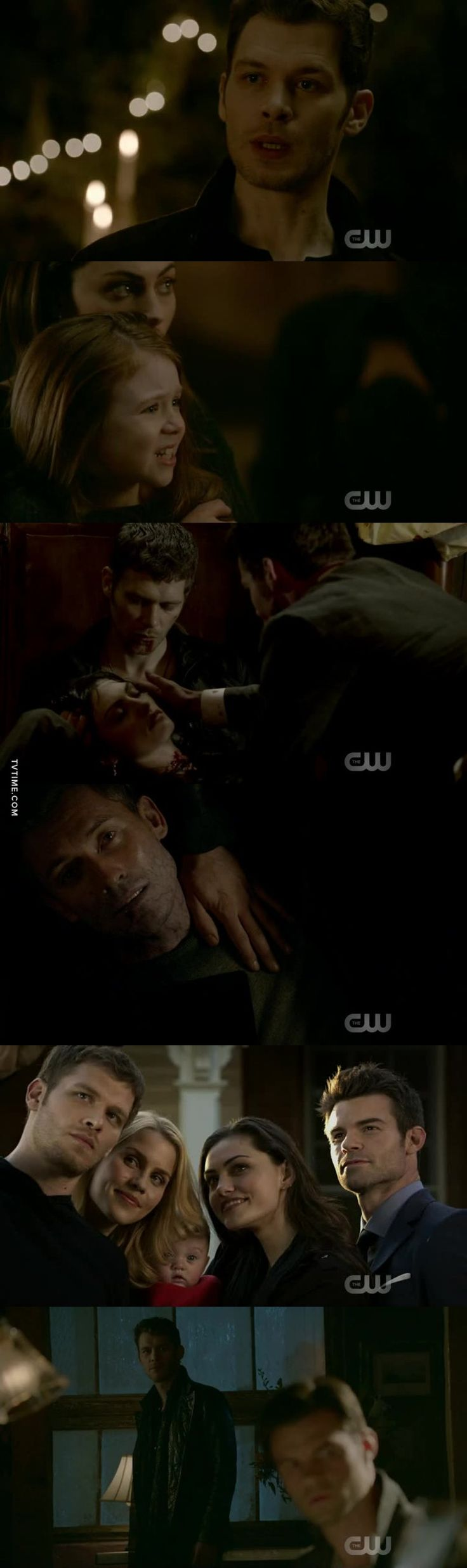 "#TheOriginals 4x13 ""The Feast of All Sinners"""