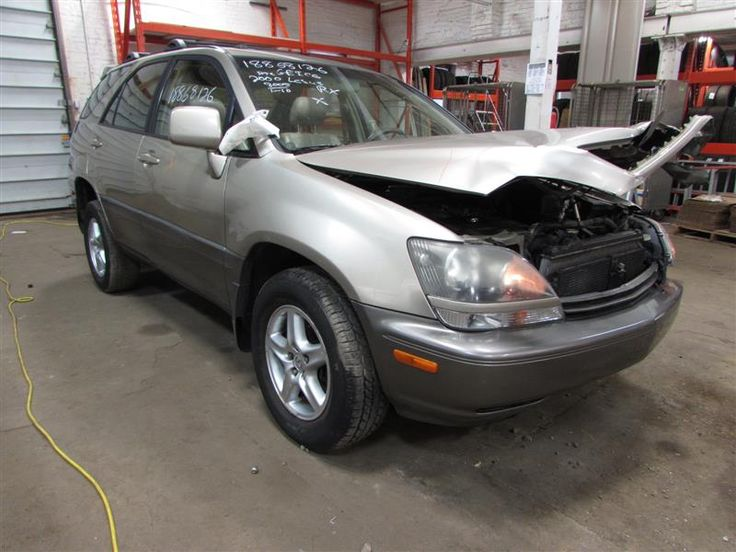 Parting out 2000 Lexus RX300 – Stock # 170021 - Every part on this car is for sale! Click   the pic to shop, leave us a comment or give   us a call at 800-973-5506!