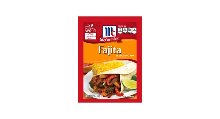 This restaurant-quality appetizer is delicious and quick and easy to prepare. McCormick® Fajitas Seasoning Mix provides a nice citrus background, uniquely different from that of typical taco flavor.