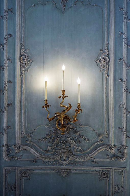 Details, details...Archives Nationales, Paris candles, France, photo by Clare Lawrence. (candels beautiful)