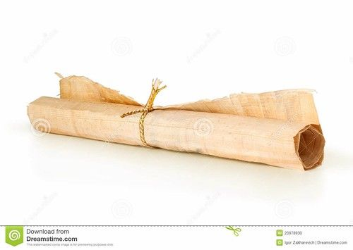http://www.dreamstime.com/stock-photo-old-papyrus-scroll-roll-ribbon-image20978930
