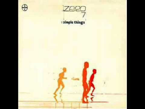Zero 7 - Spinning - my most favorite song ever