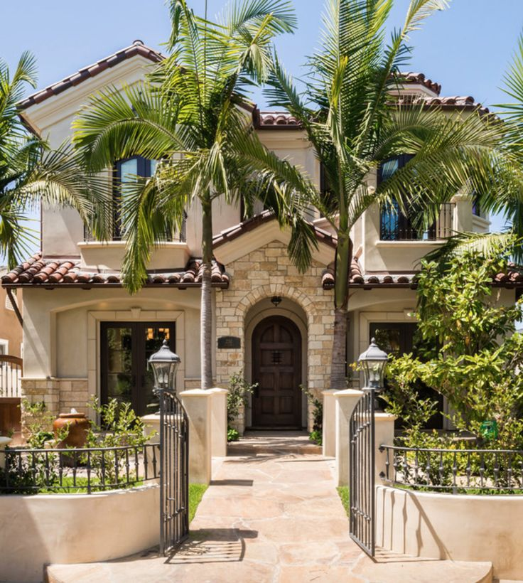Exterior Pictures Of Mediterranean Style Homes Cities: 166 Best Mediterranean Tuscan Homes (Exterior Edition