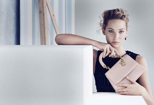 Jennfer Lawrence Dior