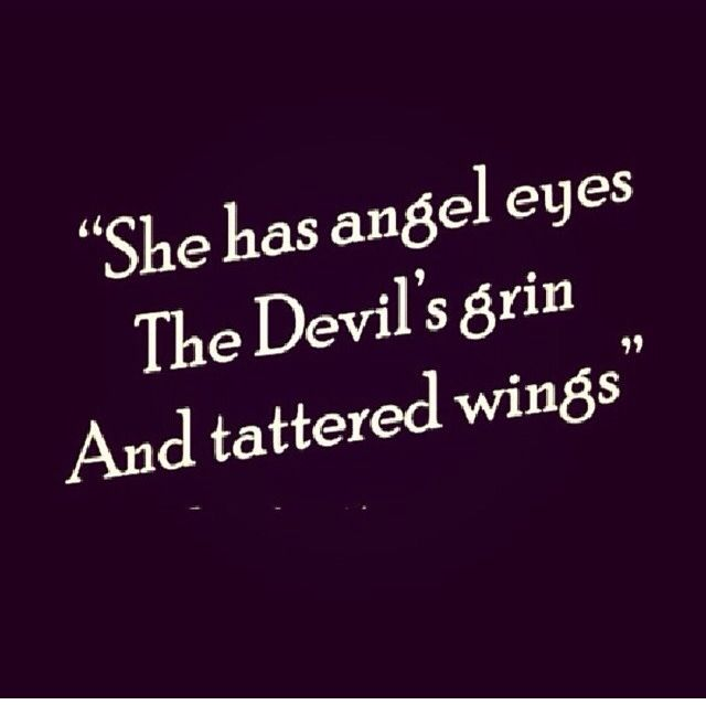 angel and devil quotes - photo #19