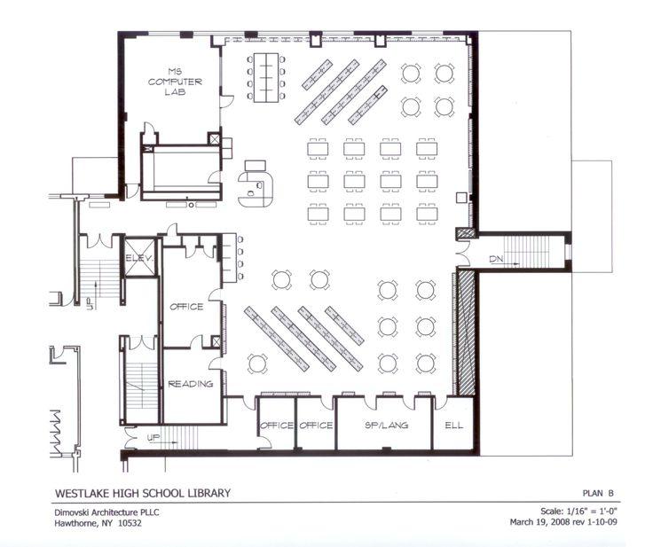 Library Study Carrels Google Search School Library High School Library Library Plan