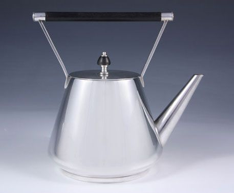 Christopher Dresser Teapot Hukin And Heath Manu Silver Plate On Br