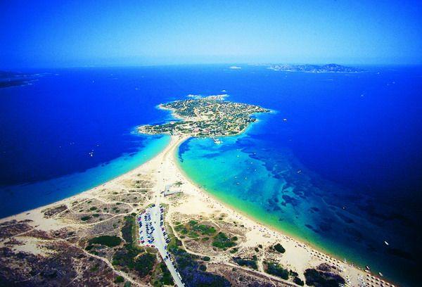 Porto Pollo Sardinië, Kitesurfing, Surfing, SUP and chilling... heaven on earth