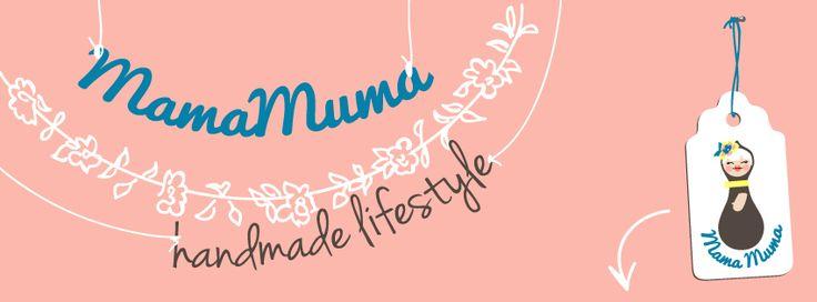 Si lo normal es aburrido, Mama Muma handmade lifestyle!!