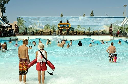 One of the most popular activities during the summer is spending the day ..or night.. at Golfland Sunsplash – Mesa's very own 20-acre waterpark and entertainment center. One of the more popular attractions here is the giant Thunder Bay Wavepool. Get 60% off the Pogo Pass & get free admission! Use code: GOPLAY at www.pogopass.com