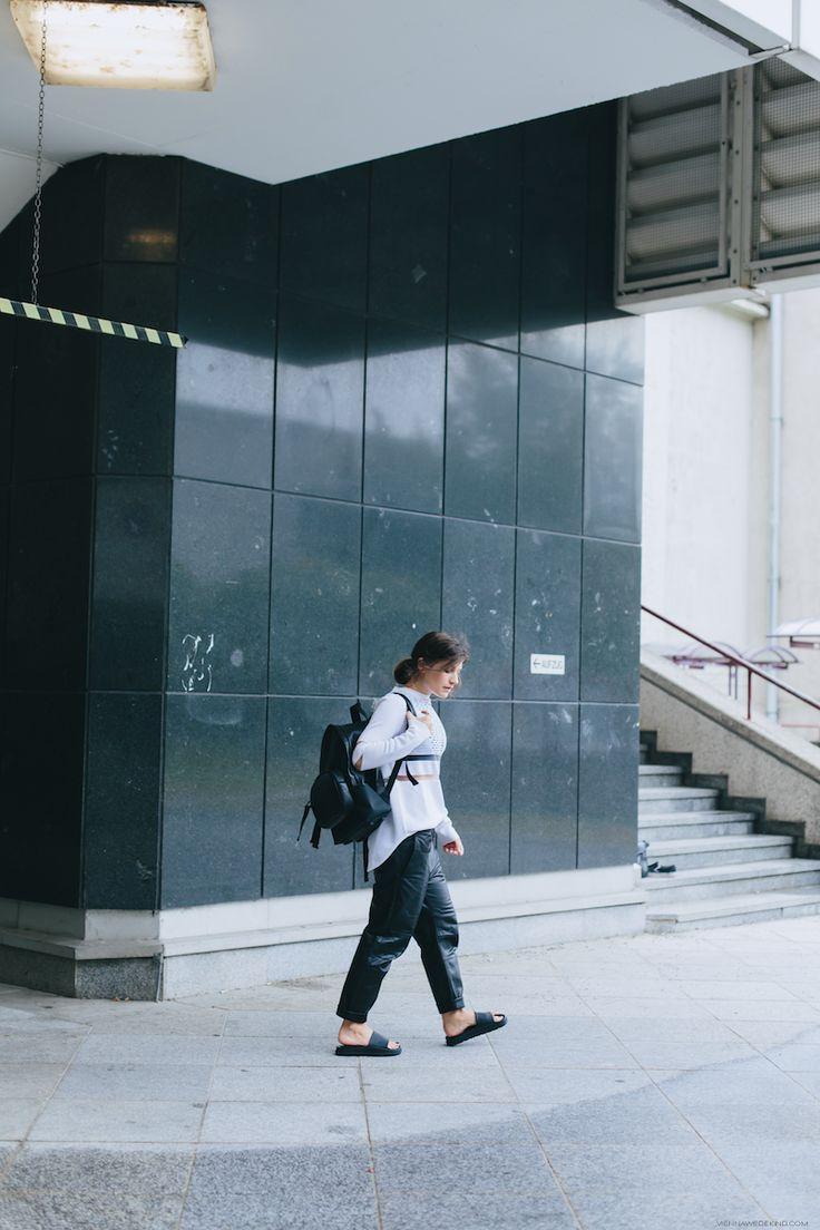Alexander Wang x H&M| VIENNA WEDEKIND
