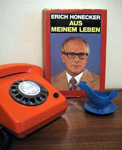 DDR Trio Erich Honecker. by NeueDeutsche, via Flickr