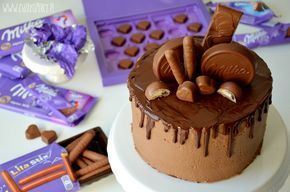 Tort Milka / Milka cake