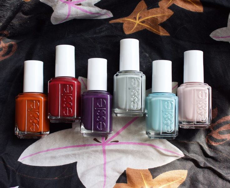 14 best essie fall collection 2016 images on Pinterest | Belle nails ...