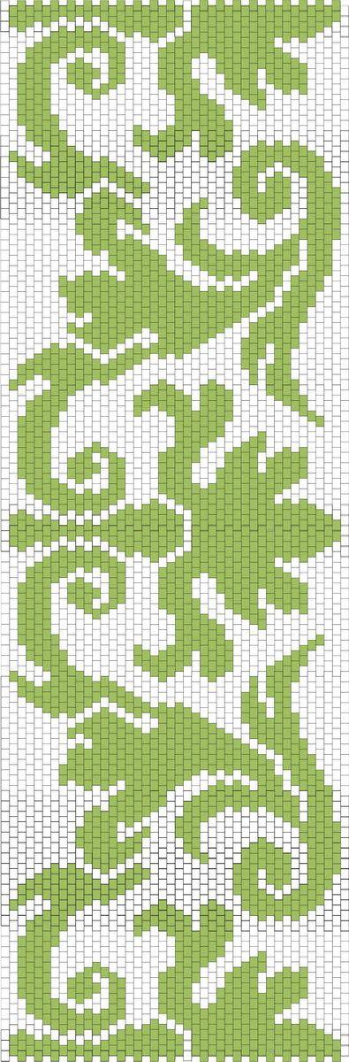 pattern - bookmark