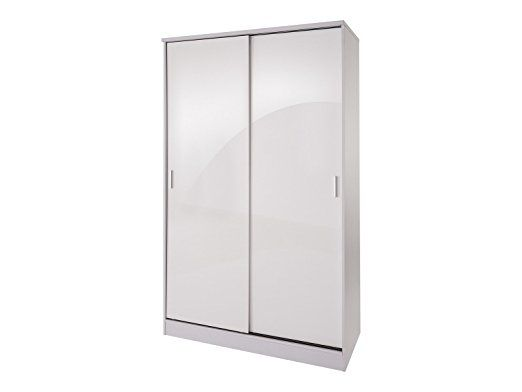 1000 Ideas About White Gloss Wardrobes On Pinterest