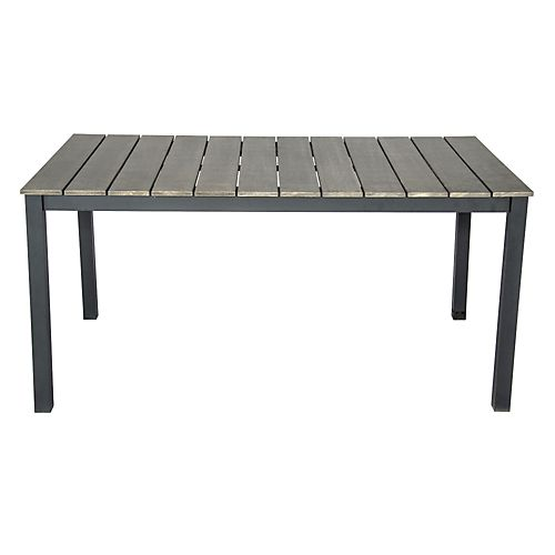 Table De Jardin : Newyork - Tables de jardin-Salon de jardin Table rectangulaire en ...