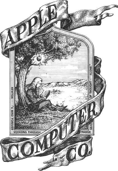 Apple Cofounder Ron Wayne Offers Insight on Original Newton Apple Logo