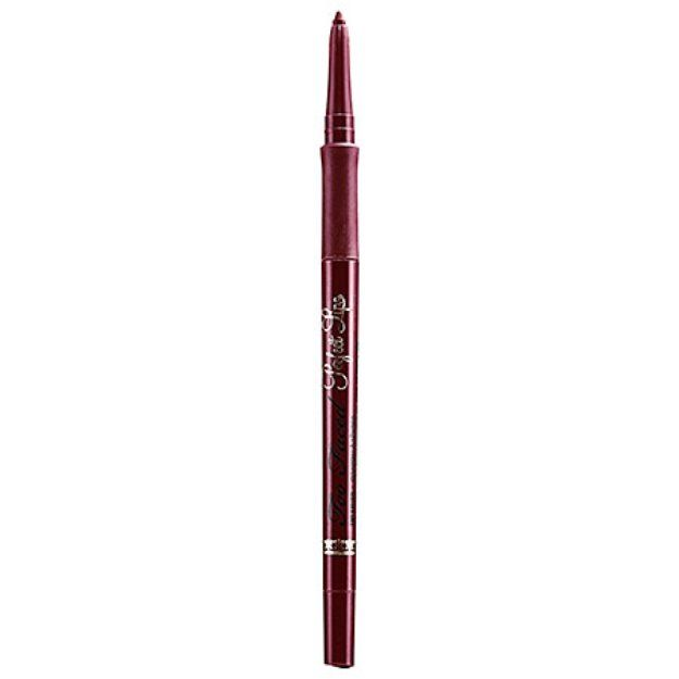Too Faced Perfect Lips Lip Liner Perfect Berry 0.01 oz