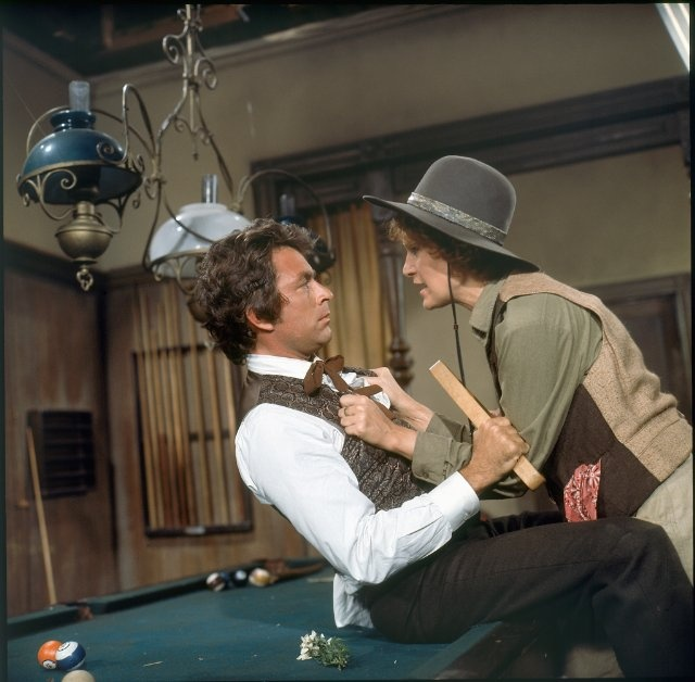 Bill Bixby and Susan Clark in The Apple Dumpling Gang - I love this movie! : )