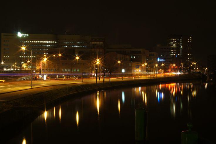Groningen, City Lights
