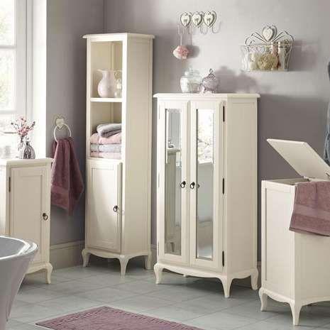 Florence Bathroom Furniture Collection Dunelm