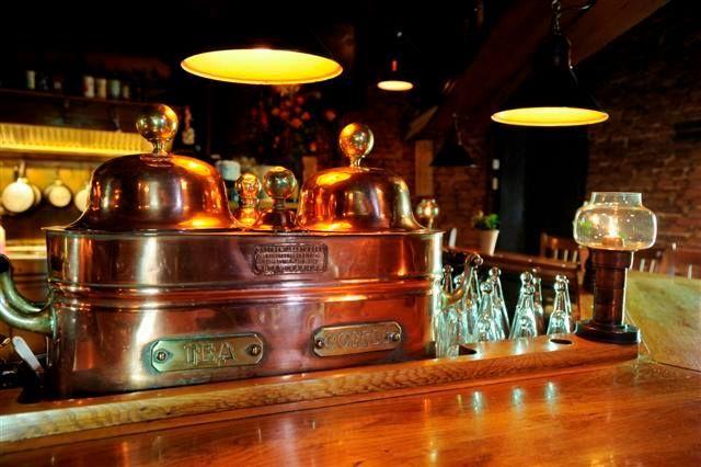Ouderwetse biertap met heerlijk Heineken! @ d'Oude Molen, Nieuw-Vennep