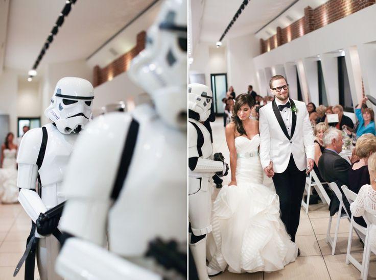 Casamento Nerd:O clássico ao estilo Star Wars | Nerd Da Hora