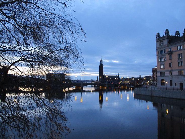 Un séjour à #Stockholm commence à Gamla stan, là où la ville est née