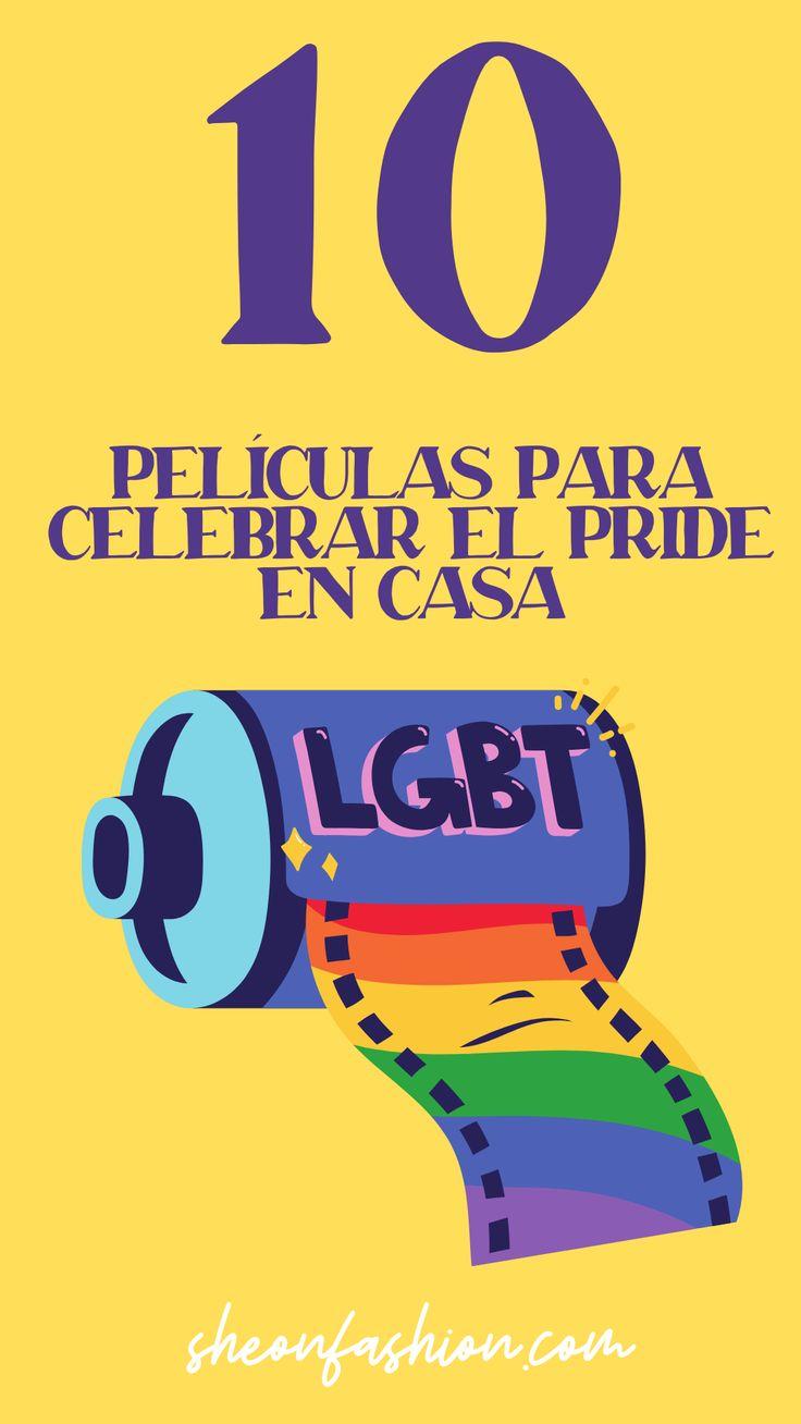 Celebra el pride con estas 10 películas LGBTQIA #pride #prideaesthetic #prideoutfits #pridemonth #pridewallpapers #peliculaspride #colores Drag Queens, Movies, Movie Posters, Pride Parade, Lgbt Community, Lesbians, Historia, Colors, Films