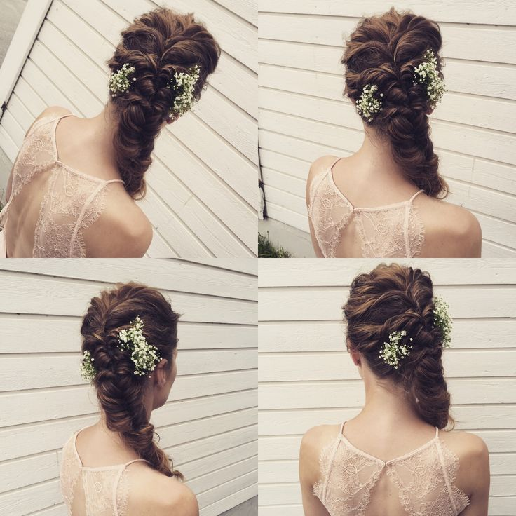 #wedding #updo #bride