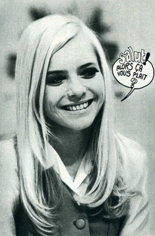 eurovision 1965 france gall video