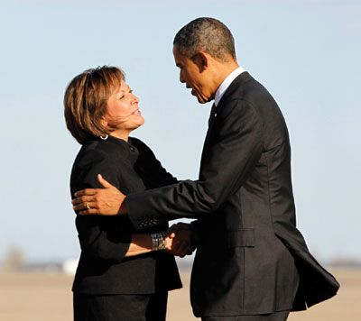 Is New Mexico Gov. Susana Martinez the Next Sarah Palin? | Mother Jones