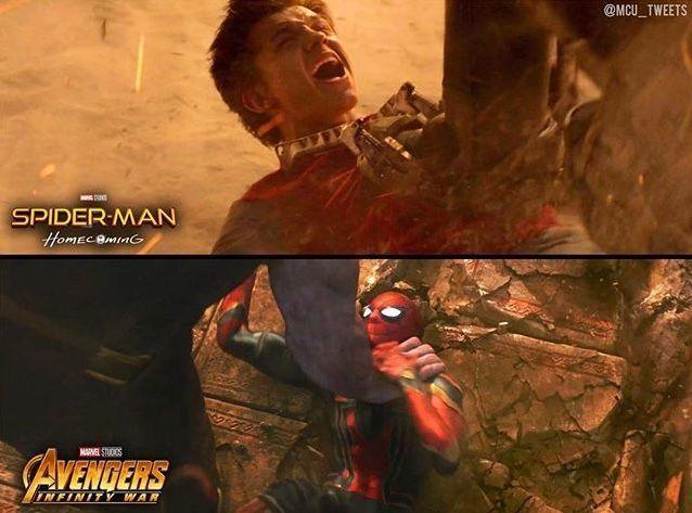 Image result for hurt peter parker | Spiderman | Marvel, Marvel