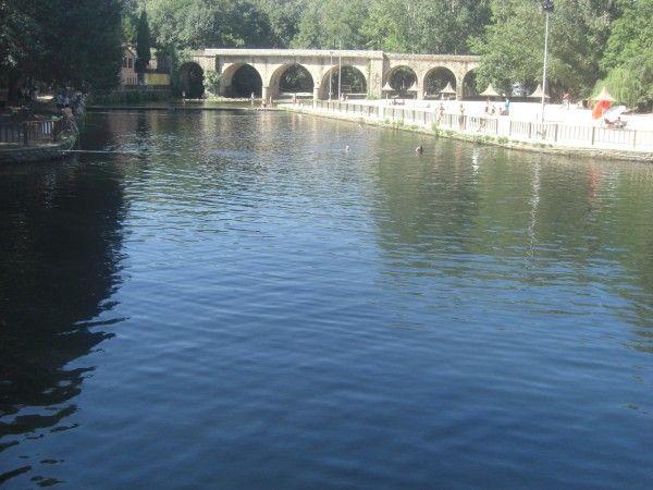 El Lago está en el término municipal de Jaraiz de la Vera