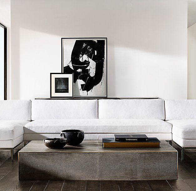 Restoration Hardware Modern: 16 Best RH Modern Images On Pinterest