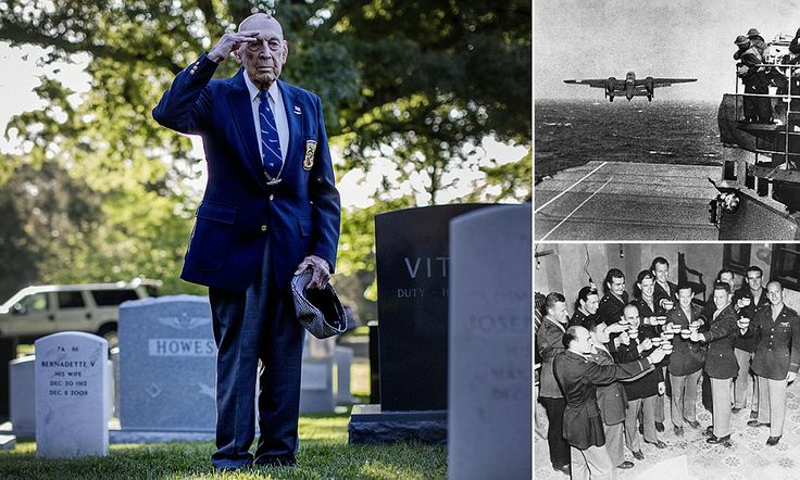 World War II Doolittle Raiders get the Congressional Gold Medal