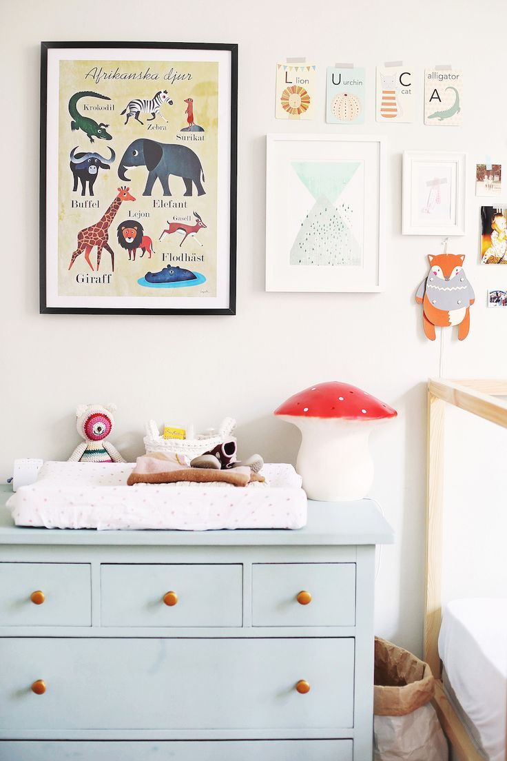 "Primer & lacquer:INTERIOR // LUCA'S NEW ""I AM A BIG GIRL NOW"" ROOM - Primer & lacquer"