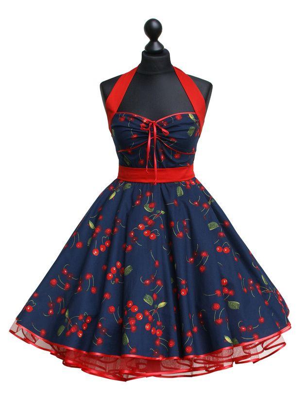 petticoatkleid kleid rockabilly 50er petticoat. Black Bedroom Furniture Sets. Home Design Ideas