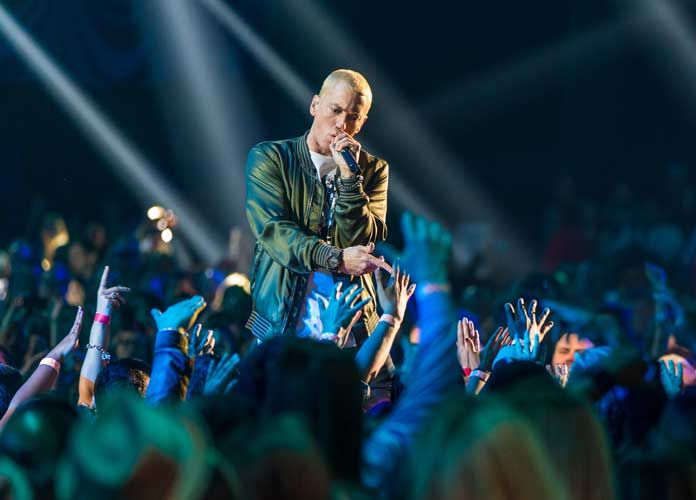 Eminem Blasts Donald Trump With Latest Song 'Campaign Speech'
