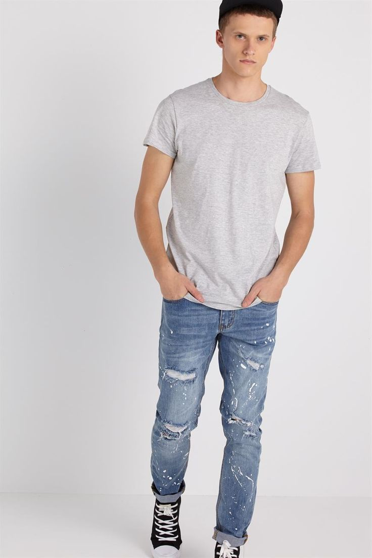 skinny straight leg/spitfire jean