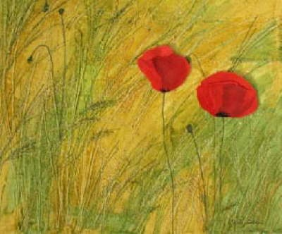 Poppies and Corn by Wendy Dolan