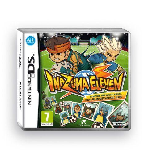 #4thofjuly -  Inazuma Eleven DS / http://www.holidaygoodness.com/inazuma-eleven-ds/