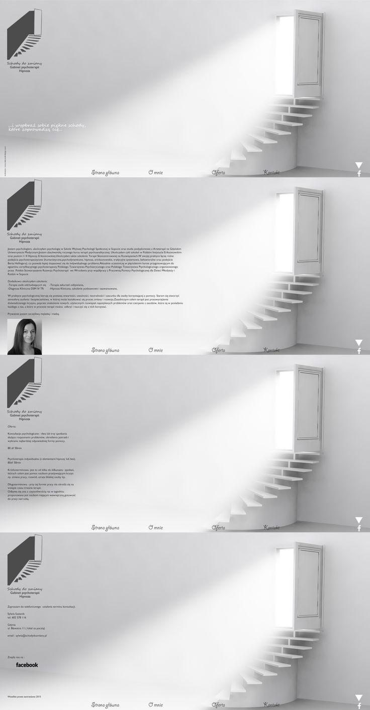 Web design I Schodydozmiany.pl I  Debowski Design www.debowskidesign.com