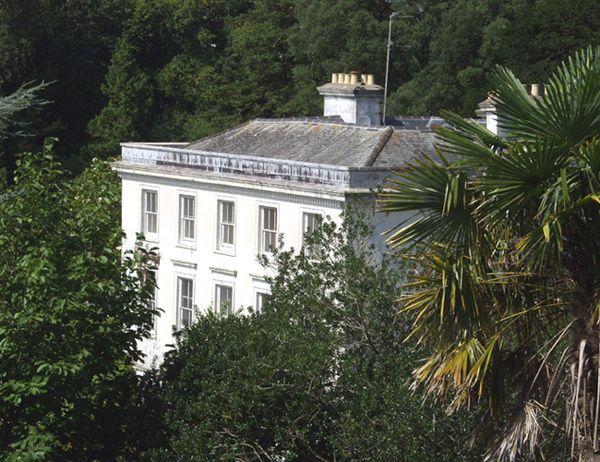 Agatha Christies House - Dartmouth, Devon
